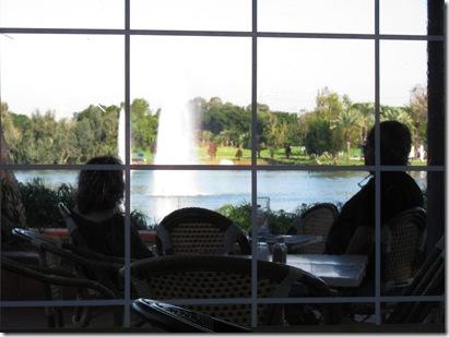 בבית הקפה בפארק 01